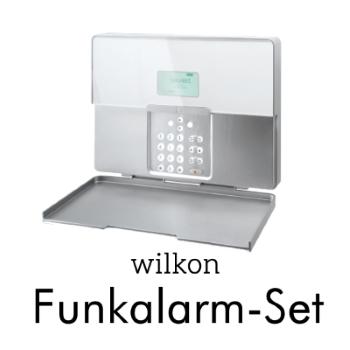brandmeldeanlage secvest 2way komplettset inkl funk. Black Bedroom Furniture Sets. Home Design Ideas